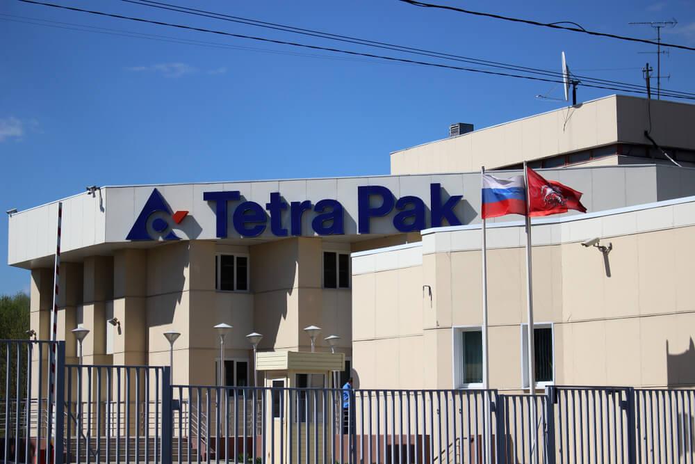 Tetra Pak, ejemplar de la huella B2B