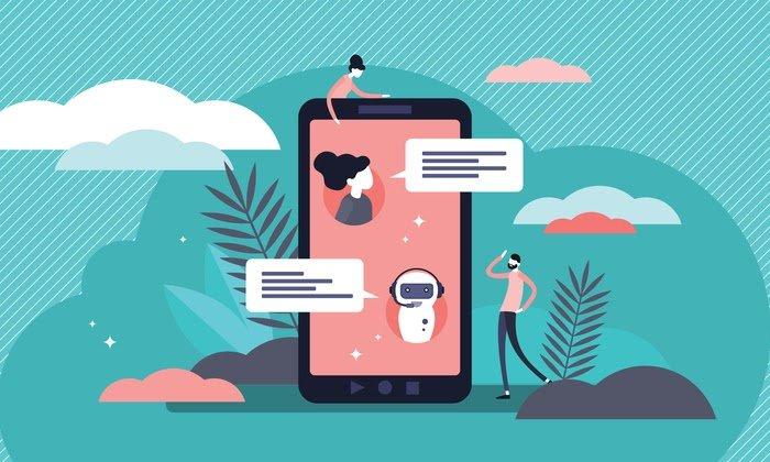 comercio electrónico chatbot