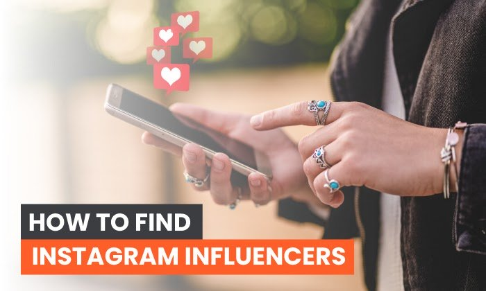Cómo encontrar influencers en Instagram