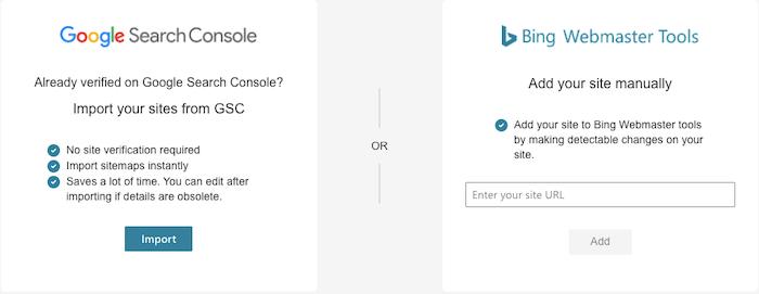 agregue Bing Analytics a su sitio
