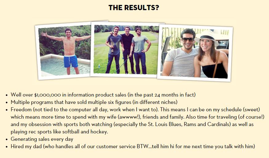 ejemplo de narración de historias de marketing