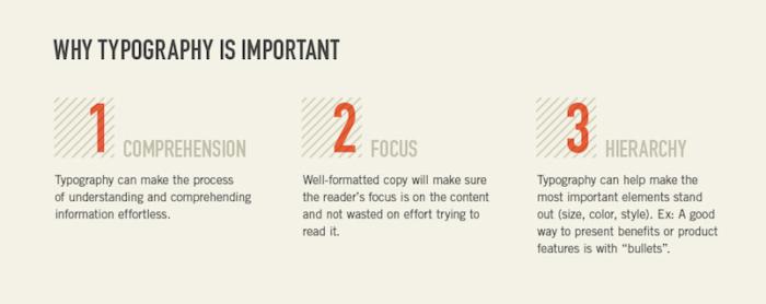 encontrar una fuente por qué es importante la tipografía