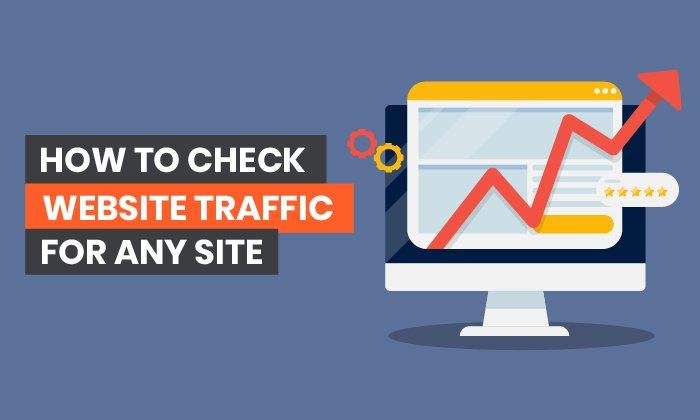 cómo comprobar el tráfico del sitio web para cualquier sitio