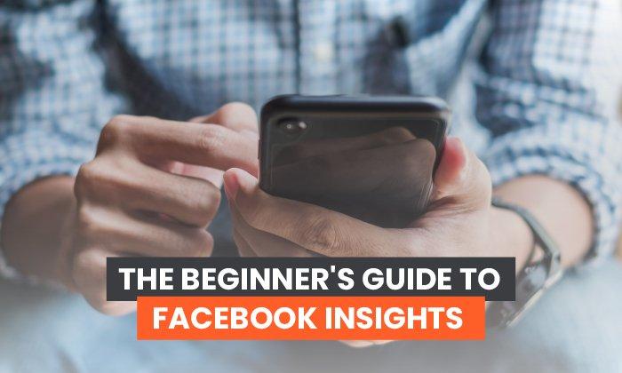 la guía para principiantes de información de Facebook