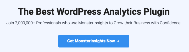 corregir errores 404 de monsterinsights