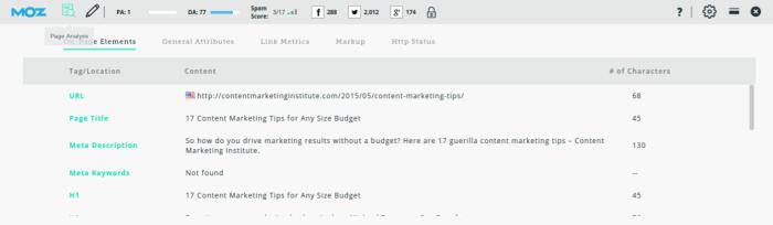 captura de pantalla de la extensión de Chrome