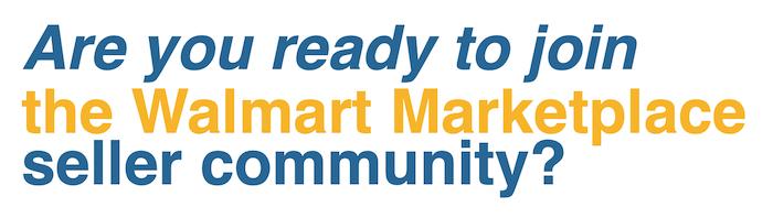 Invitación a la comunidad de Walmart Market
