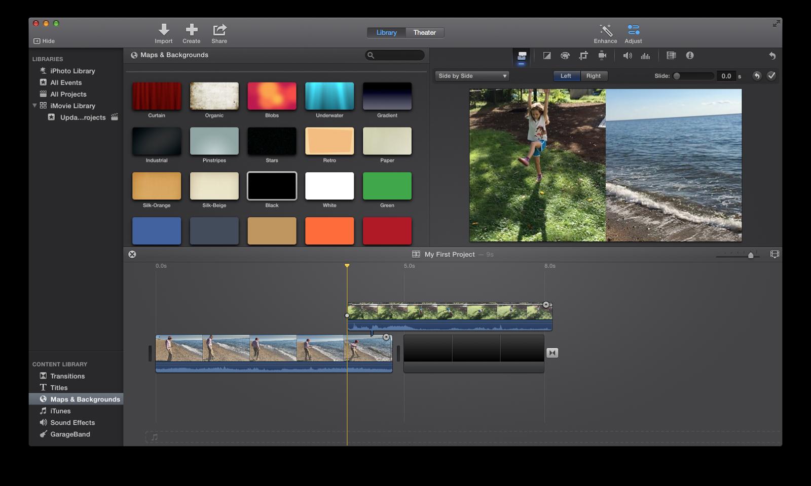 cómo tener éxito consejos de edición de vlog de captura de pantalla de imovie