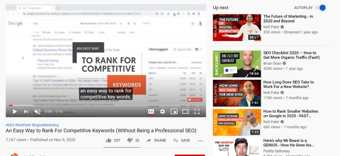 youtube sugiere inteligencia aumentada | 3 razones clave para utilizar herramientas de inteligencia aumentada en marketing digital