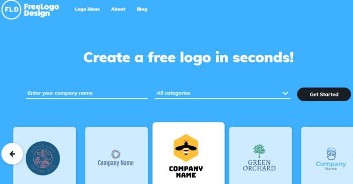 logotipo de marca gratis