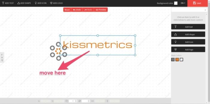 crear un logotipo de marca gratis