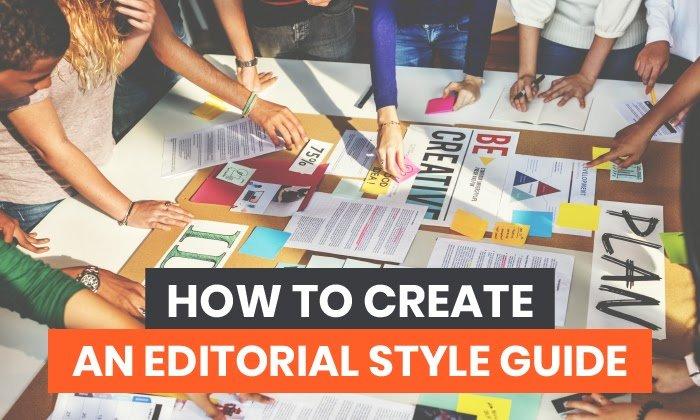 Cómo crear una guía de estilo editorial