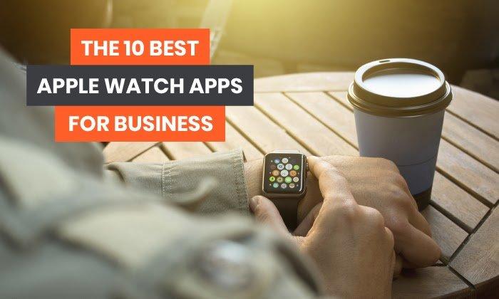 Aplicaciones de Apple Watch