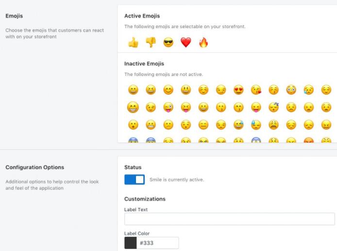 Aplicaciones Smile Shopify