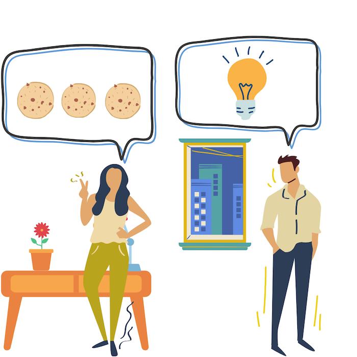 Seguimiento de cookies sobre tendencias de compras online