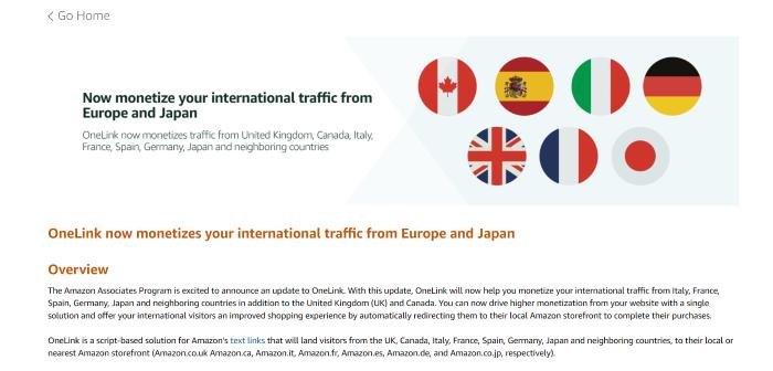 Estrategias avanzadas de marketing de afiliados Personalice sus enlaces para diferentes países