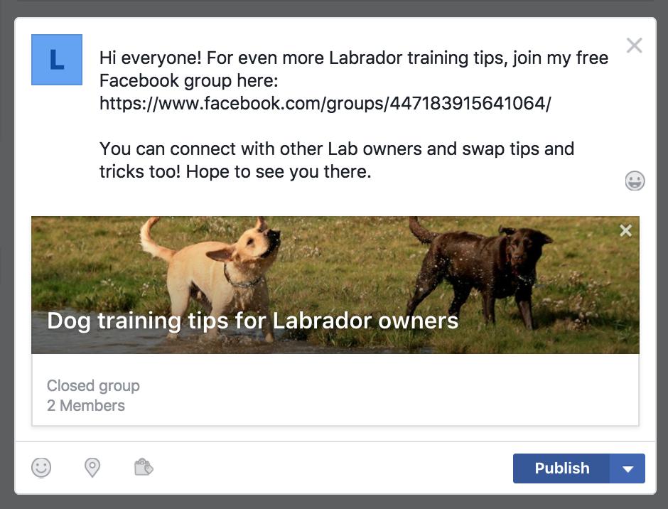 """cómo agrandar un grupo de facebook agregar una publicación fijada """"width ="""" 700 """"height ="""" 536"""