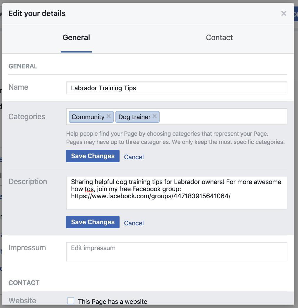 """agrega categorías cómo expandir tu grupo de facebook """"ancho ="""" 506 """"alto ="""" 522"""