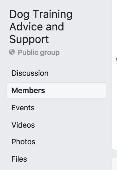 comment développer vos administrateurs de messagerie de groupe facebook