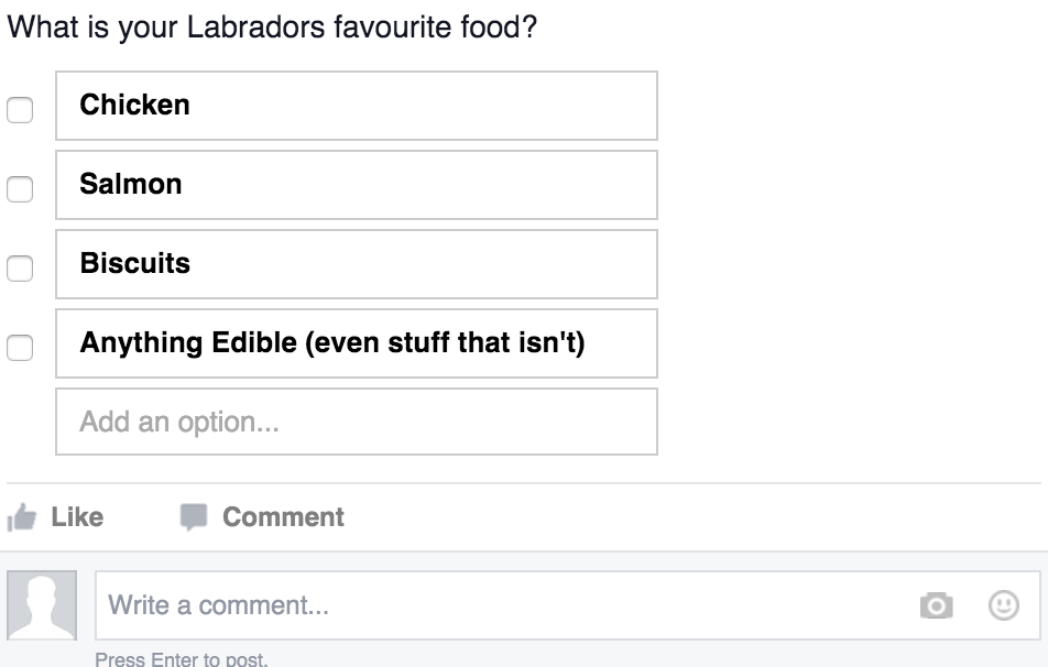 "grow a facebook group poll "" width=""476"" height=""303"