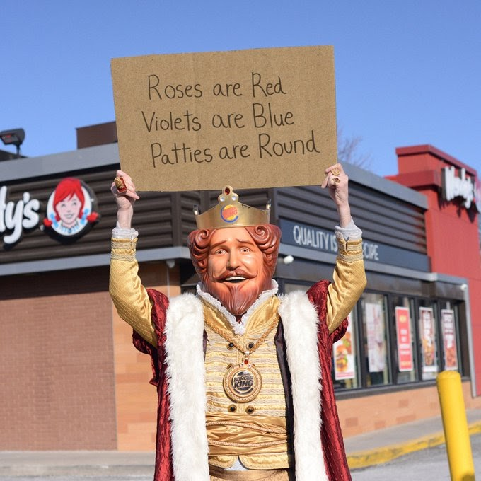 Memes De Burger King
