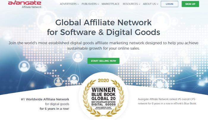Las mejores redes de afiliados de Avangate