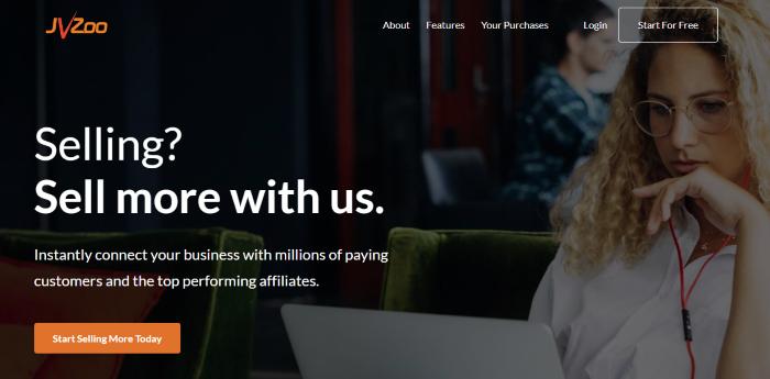 Principales redes de afiliados de JVZoo