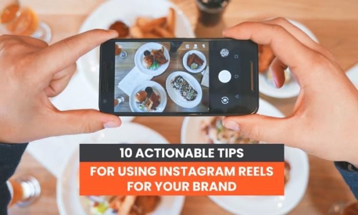 10 consejos prácticos para usar los carretes de Instagram para tu marca