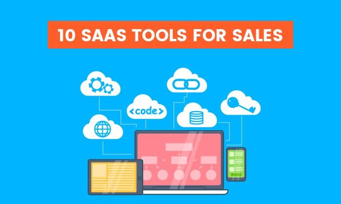 10 herramientas SaaS a la venta