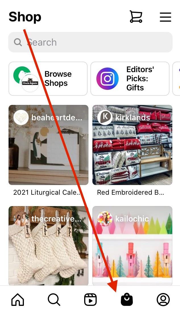 Cómo comprar en Instagram