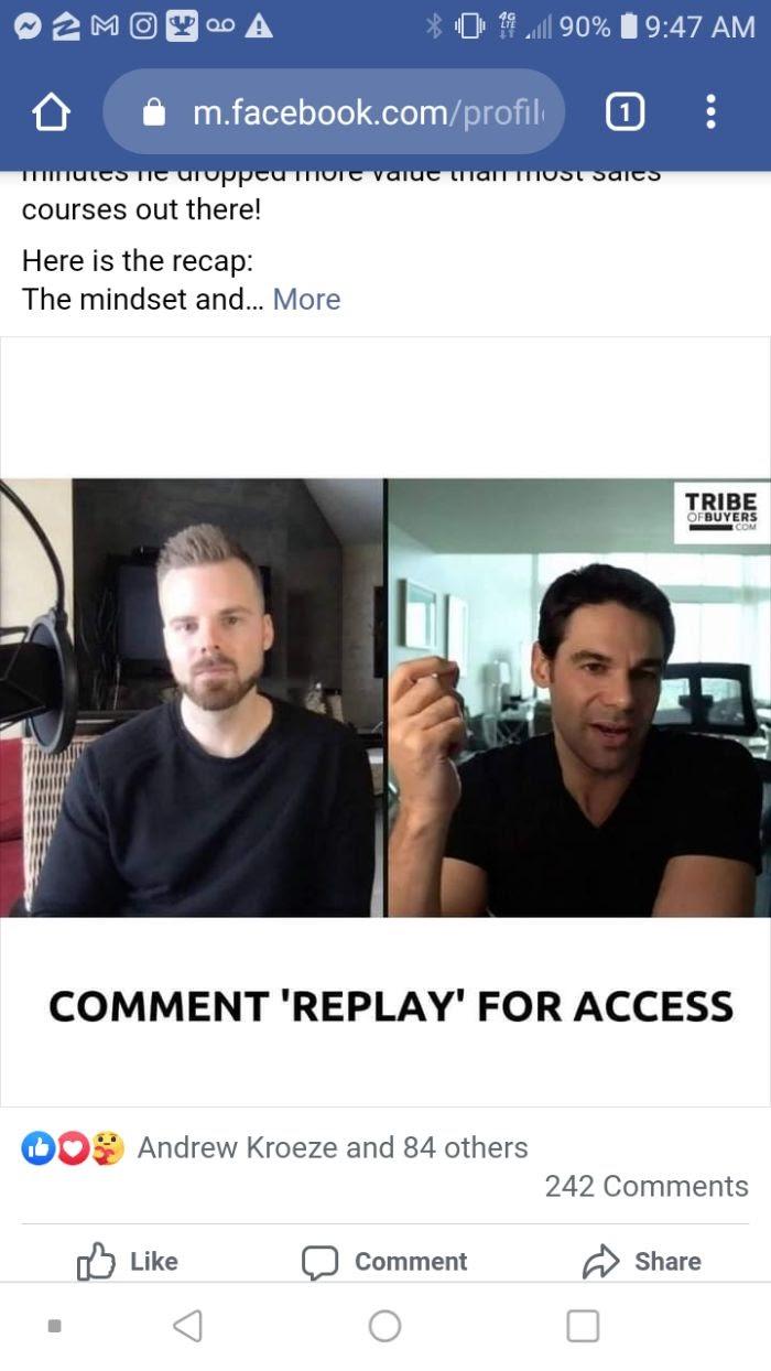 entrevistas con expertos