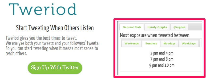 twitter para SEO herramientas de twitter tweriod