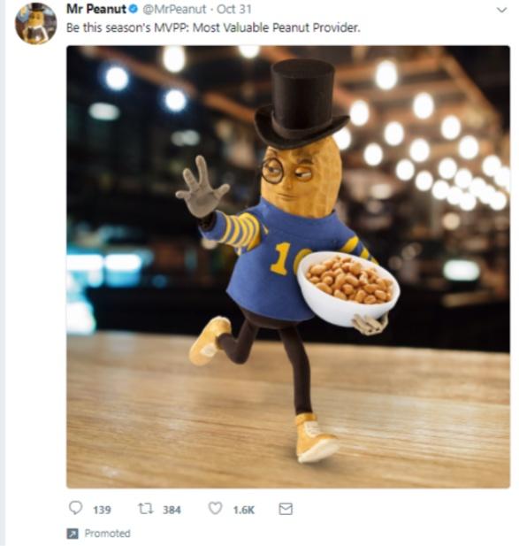 twitter para seo consejos usar imágenes ejemplo señor cacahuete
