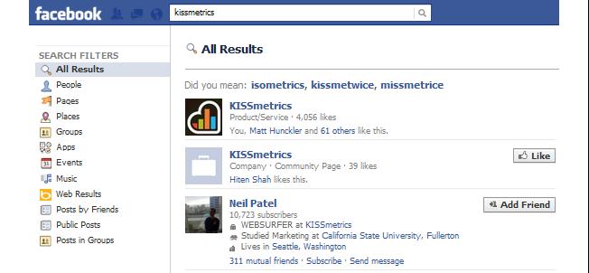 motores de búsqueda avanzados y alternativos búsqueda avanzada de facebook