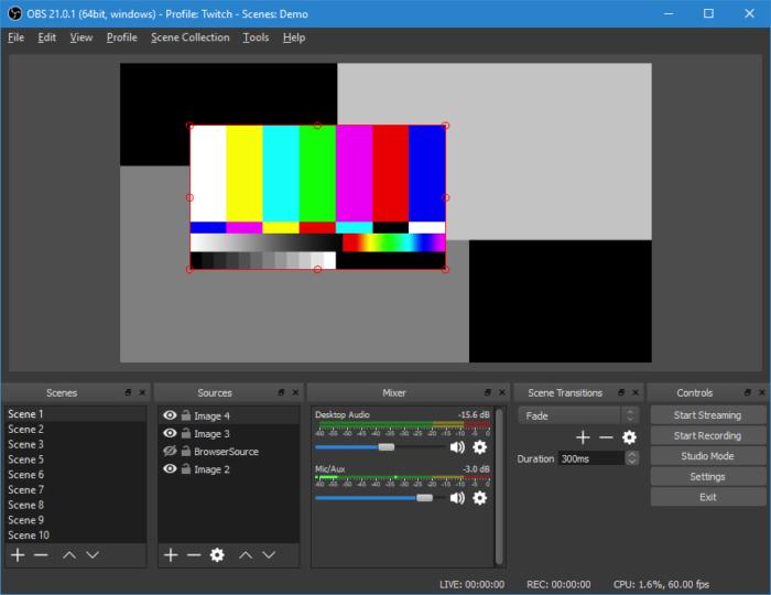 ejemplo de codificador de transmisión de youtube obs obtener clientes potenciales de youtube