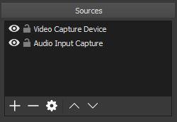 codificador de opciones de audio y video de transmisión de youtube