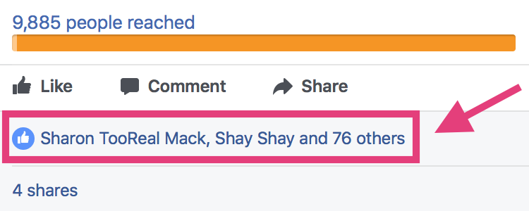 "Aumentar el alcance natural de Facebook Mostrar publicaciones ""width ="" 563 ""height ="" 225"