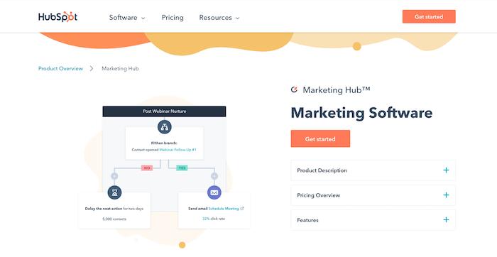 herramientas de negocio bootstrapped hubspot