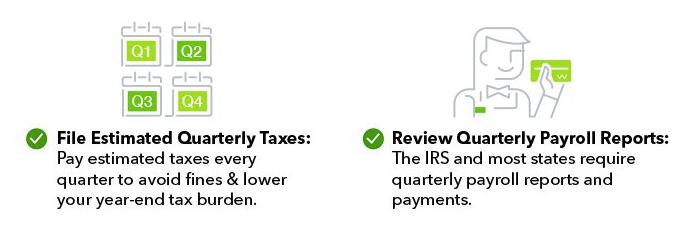 Organización de pequeñas empresas 2021 - Prepárese para los impuestos