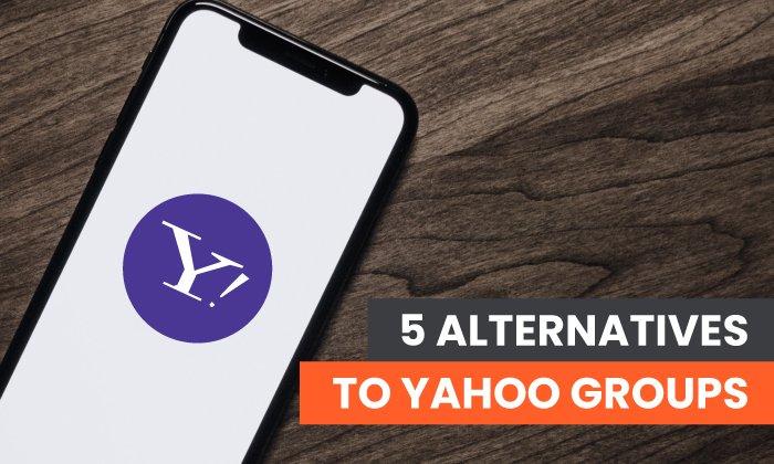 5 alternativas a los grupos de Yahoo