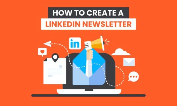 Cómo crear un boletín de LinkedIn