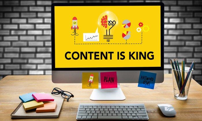 Marketing de contenidos en 2021 y más allá