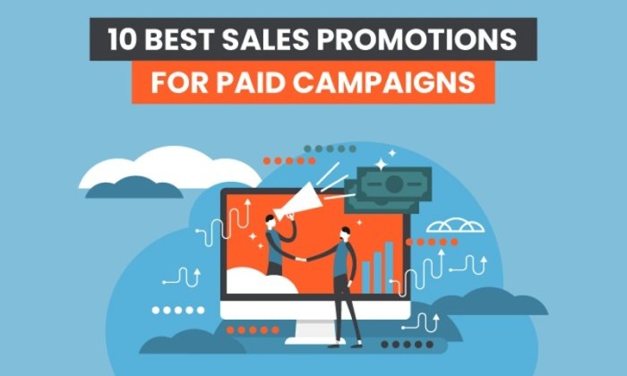 10 promociones de ventas para campañas PPC pagas