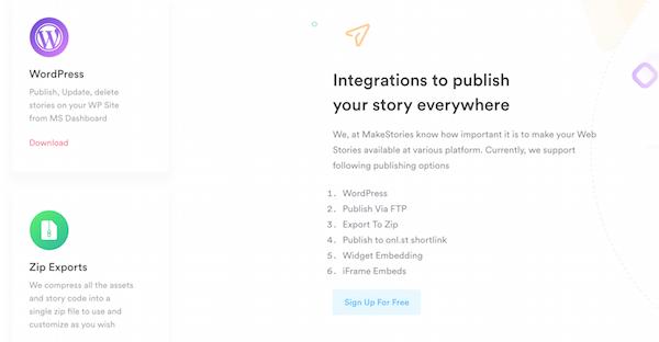 Herramientas de narración web de Google: crear historias