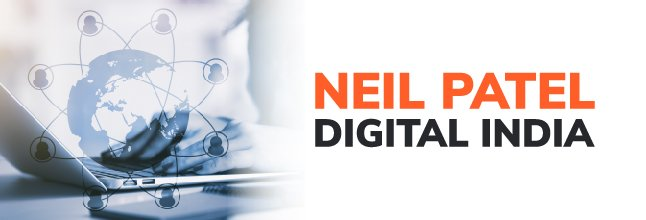 Neil Patel Digital India