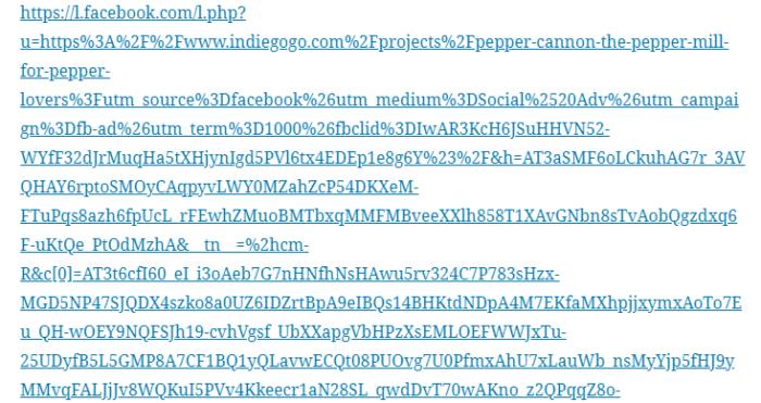 Ejemplo 2 de redireccionamiento de URL personalizado