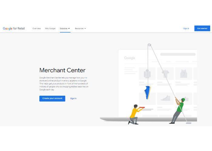 Merchant Center de Google Trusted Stores