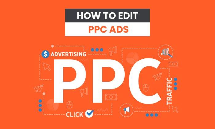cómo editar anuncios ppc