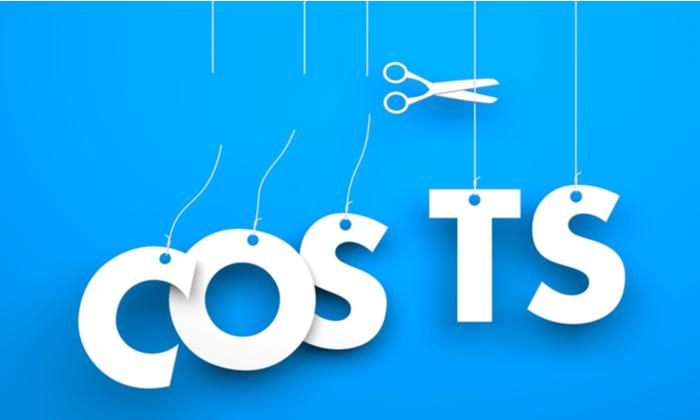 reducir los gastos generales del comercio electrónico