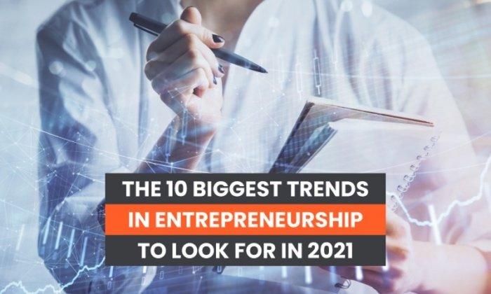 Las 10 tendencias empresariales más importantes a tener en cuenta en 2021